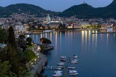 The Most Romantic Destinations--Lake Como, Italy