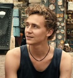 Tom. I'm sorry but this is just too good a picture not to pin, plus those curls are really good.