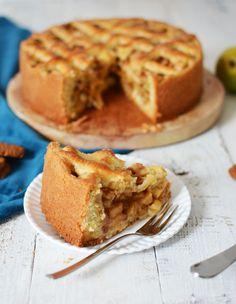 Dutch Recipes, Tart Recipes, Baking Recipes, Sweet Recipes, Bake My Cake, Pie Cake, Sweet Pie, Cake Cookies, Cupcakes