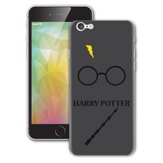 Harry Potter Flat iPhone sticker Vinyl Decal