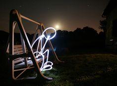 20 Artes com Light Painting