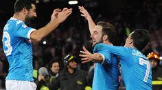 Higuain sikrer sejren mod Genoa