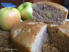 Torta di mele light e vegana | zuccheroefarina