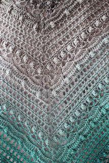 de Haakbaak: Haakpatronen - shawls en omslagdoeken