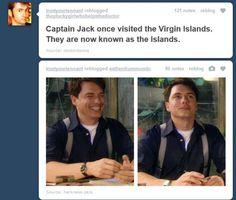 Captain Jack strikes again