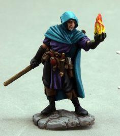 Ellus Mann pathfinder figurine - could be P.Dan