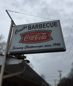 SL- 5 Great Interstate BBQ Restaurants- As I make my way across the South sampling barbecue, I spend a lot of time driving down winding two-lane backroads, for many of our best pit-cookers are found far off the beaten path. One of the gr...