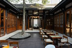 MI XUN Teahouse at The Temple House Chengdu China, Photo © Nick Hughes | Yellowtrace