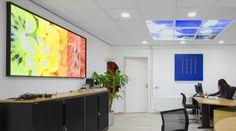 Au mur comme au plafond, Lumick émerveille autant qu'il illumine http://www.lumick.fr