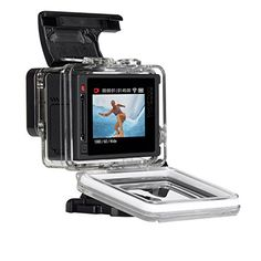 awesome GoPro HERO 4 Silver Edition 12MP Waterproof Sports & Action Camera Bundle with 2 Batteries