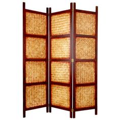 FREE SHIPPING! Shop Wayfair for Oriental Furniture 72 x 52.5 Amakan 3 Panel Room Divider - Great Deals on all Furniture products with the best selection to choose from!