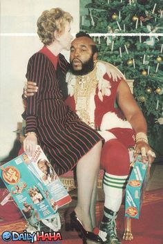 Everything had changed...I BELIEVE IN SANTA ONCE MORE!!!