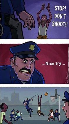 DONT SHOOT!!!http://ift.tt/2Fw2dkc