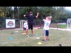 ▶ How to Throw a Baseball, Step One (5 & 6 year olds) - YouTube