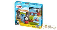 Mega Bloks Thomas Crovan bányája 7 darabos szett  Thomas (DLC14)