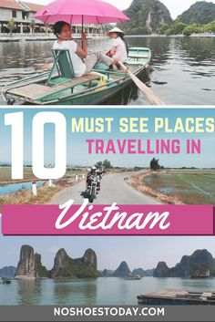 Vietnam is fabulously crazy! Here is my guide on how to spend 3 weeks here and where you need to stop as you make your way through it!
