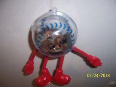 Baseball Coin Bank Holiday Sports Christmas by NAESBARGINBASEMENT, $4.00