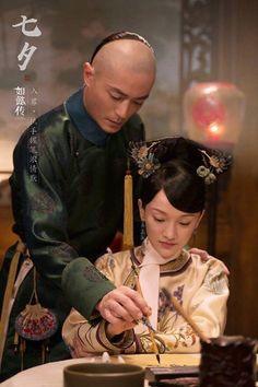 Hoắc Kiến Hoa, Châu Tấn Drama Như Ý Truyện