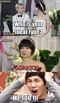 EVERYBODY LOVES G-DRAGON | allkpop Meme Center