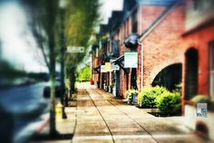 """I've started dabbling in photography. This is nearby Fairview Village. Edited & tweaked in the """"Snapseed"""" program."""