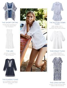 Swim Guide: The Cover-Ups | The Tory Blog