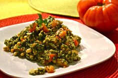 Hell if I Gnaw: Happy VitaMix Day! Quinoa recipe
