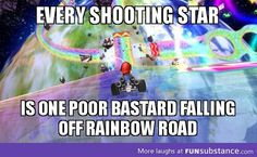 What shooting stars really are!