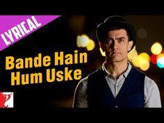 Bande hain hum Uske DHOOM:3 | Aamir Khan | Katrina Kaif | Mohit Chauhan - YouTube