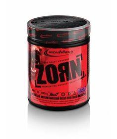 IronMaxx® Zorn® o mais potente pré-treino do mundo, ajuda a despertar a tua força para realizar um treino sobre-humano. Desperta o animal que há em ti torna-te indomável, invencível e prepara-te para assumir novos desafios!