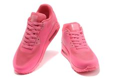 ��64.99 Nike Air Max 90 Hyperfuse Womens Pink