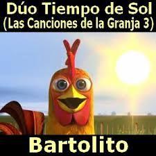 Resultado de imagen para imágenes del gallo bartolito