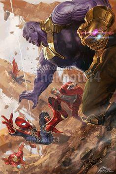 Marvel #infintywar #thanos