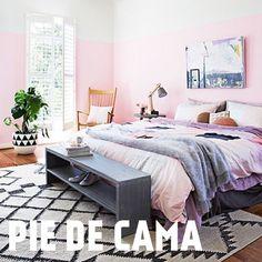 Ideas para tu pie de cama