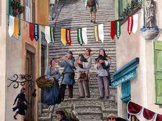 Renaissance by Patrick Commecy & A.Fresco
