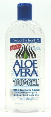 Fruit Of The Earth Aloe Vera 100  Gel 12 oz -- Click on the image for additional details.