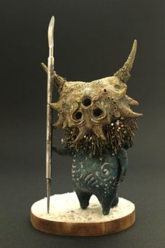 Sculptures Céramiques, Sculpture Art, Character Art, Character Design, Clay Monsters, Arte Obscura, Doll Maker, Designer Toys, Creature Design