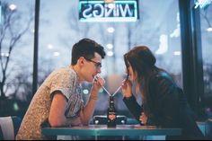 «Se miraron a los ojos descubriendo por primera vez que estarían juntos para siempre sí o sí»