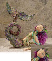 Cloth Doll Patterns by Barbara Schoenoff
