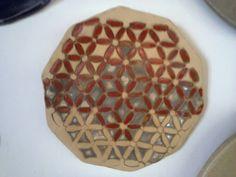Cerâmica com engobe-Maira Serrão.