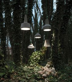 Settenani lighting from Karman, based on Snow White and the 7 Dwarves