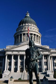 Salt Lake City State Capitol