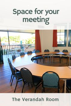 Byron Community Centre | Verandah Room | Room Hire |   Book our spacious Verandah Room for your next event!   All funds raised by hiring our venue will be used to support community projects helping locals in need.