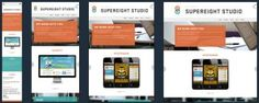 Super Eight Studio  / responsive web design / responsivedesign.is/examples
