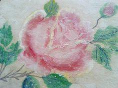 #ruusukuvio #liisako #vanhat tavarat #sisustustavarat #vanhat aarteet
