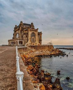 Constanta Casino Photo b Visit Romania, Central And Eastern Europe, Mysterious Places, Bucharest, What A Wonderful World, Abandoned Places, Wonders Of The World, Places To See, Travel Inspiration