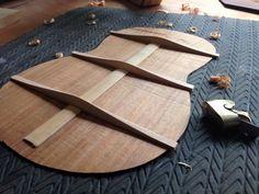 Guitar Amp, Acoustic Guitar, Guitar Building, Guitar Parts, Guitar Design, Ukulele, Musical Instruments, Wood Crafts, Bass