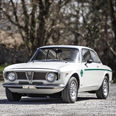"spiriteddrivemagazine: "" ""Alfa's Skunkworks: ClassicCarChasers.com _____________________________________________ 1975 Alfa Romeo GTA 1300 Junior Stradale Highly original car with only 39,000..."