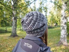 Neulottu pipo Knitted Hats, Winter Hats, Knitting, Fashion, Moda, Tricot, Fashion Styles, Breien, Stricken