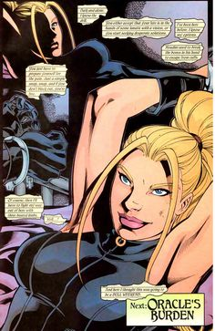 Black Canary getting ready to fuck so much shit up.    cc: @Ashlee Welsh!