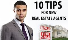 Tips_for_New_Real_Estate_Agents    #TheRealEstateLabs